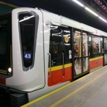 Metro na I linii wreszcie pojedzie 80 km/h