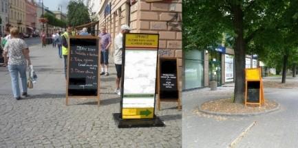 """""""Potykacze"""" znikają z warszawskich ulic. """"Narzekają niepełnosprawni i matki z dziećmi"""""""