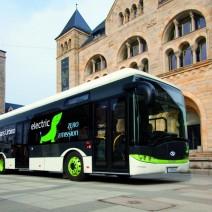Nowe autobusy elektryczne dla Warszawy