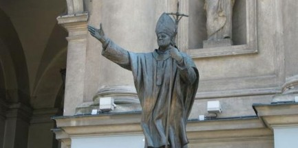 W Śródmieściu stanie 3-metrowy obelisk upamiętniający Jana Pawła II!