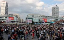 Pół miliona ludzi odwiedziło Strefę Kibica!