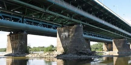 Zwłoki w Wiśle przy moście Gdańskim. Będzie dochodzenie