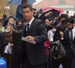 Ronaldo już w Warszawie. W środę Real zagra z Legią