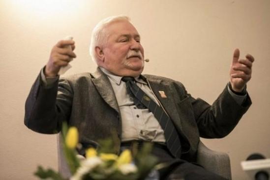 Lech Wałęsa Fot. Arkadiusz Stankiewicz / Agencja Gazeta