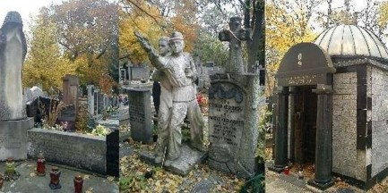 Cmentarz Bródnowski (SPACER)