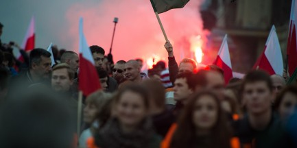 Rocznie w Warszawie mamy prawie 1000 zgromadzeń publicznych!