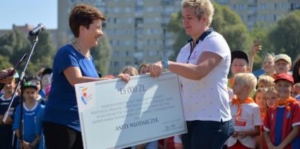 Nagroda ratusza dla Anity Włodarczyk za kolejny rekord świata