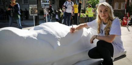 Przy pomniku Kopernika pojawi się rzeźba krowy