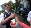 Euro 2016: Reprezentacja Polski wraca do kraju. Przywitaj ich na Lotnisku Chopina