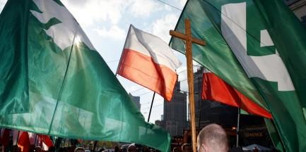 Nerowowo na Nowym Świecie. Blokada marszu ONR przez Obywateli RP