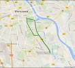 Kolarski wyścig amatorów w Wilanowie. Wiele ulic wyłączonych z ruchu