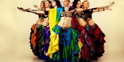 Za darmo: nauka tańca brzucha [WIDEO]