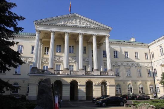 Ratusz w Warszawie. Fot. WawaLove