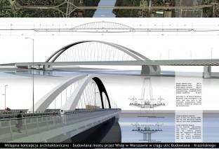 Będą dwa nowe mosty na Wiśle!