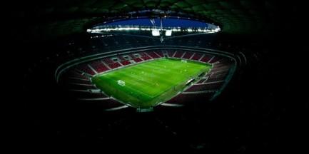 Nocne zwiedzanie Stadionu Narodowego