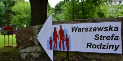 Kolejny weekend z Warszawską Strefą Rodziny