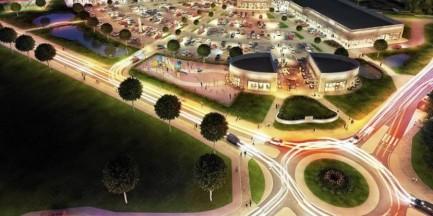 Tak będzie wyglądało nowe Centrum Handlowe w Wilanowie