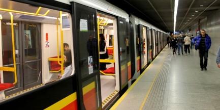 Od 1 czerwca metro będzie jeździć częściej