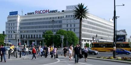 Warszawa kluczowym centrum biznesu