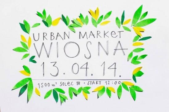 Urban Market Wiosna