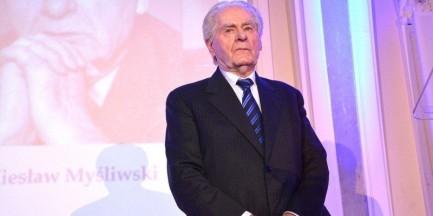 Wiesław Myśliwski Warszawskim Twórcą 2014