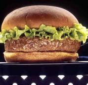 Szybkie jedzenie na mieście - hamburger czy kebab?