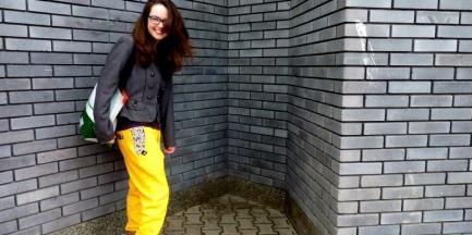 Moda uliczna: styl Poli