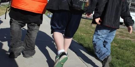 Problem z otyłością z szkołach. Gimnazjaliści nie są w stanie wejść na 4. piętro